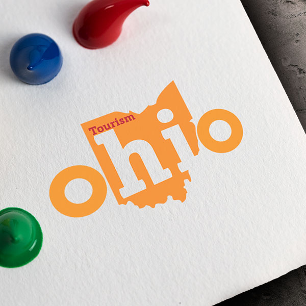Caitlin Hussey. Thumbnail for Ohio Logo Re-design